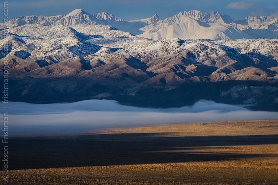 Deep Springs Cloud Layer
