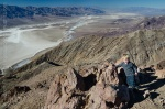 Dantes Peak, 6,000 feet above Death Valley