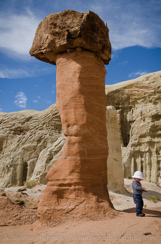 Toadstool, Grand Staircase-Escalante National Monument