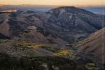 Autumn in the Monitor Range, Table Mountain Wilderness, Nevada