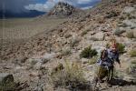 Hiking in Deep Springs Valley