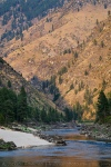 Evening in the Salmon River Canyon
