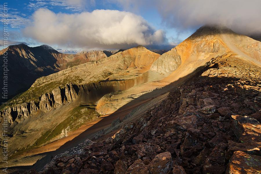 Fuller Peak Sunrise