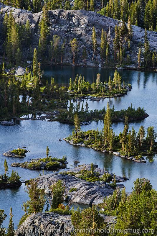 Weber Lake Shoreline