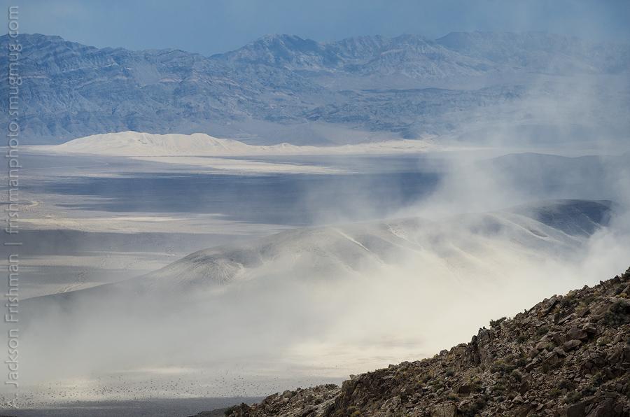 Hidden Sandstorm