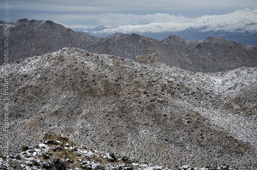 White Ridges