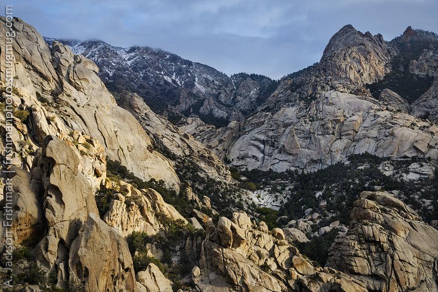 Wild Granite Morning