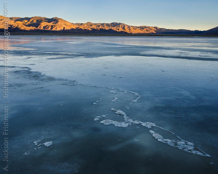 Ice Playa Sunrise