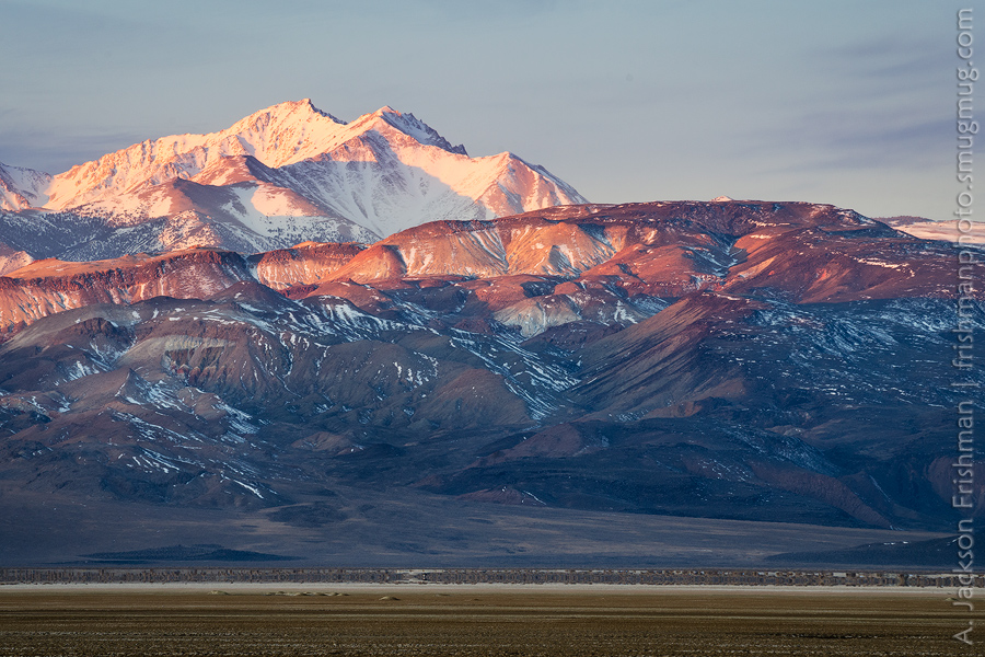 Boundary Peak Dawn