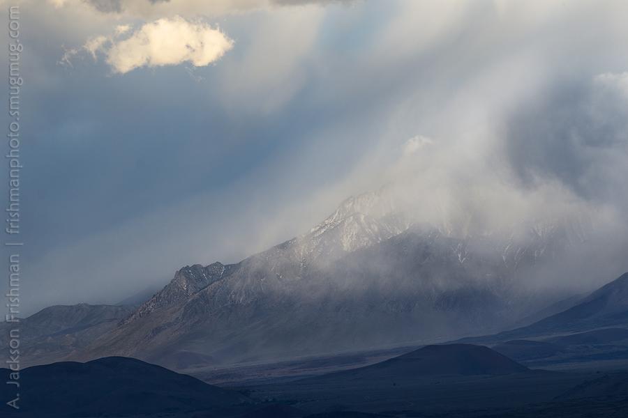 Owens Storm Cascade