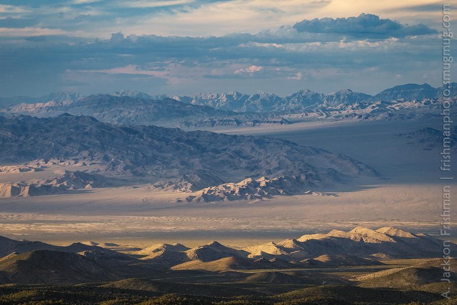 Desert Range View