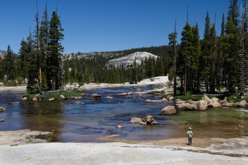 Tuolumne River, Yosemite National Park