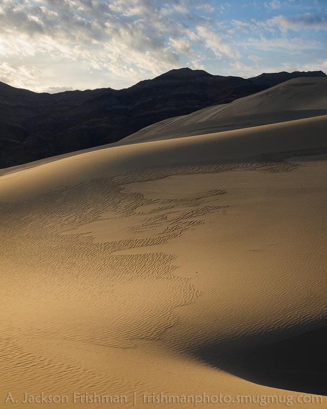 Sand at Dawn