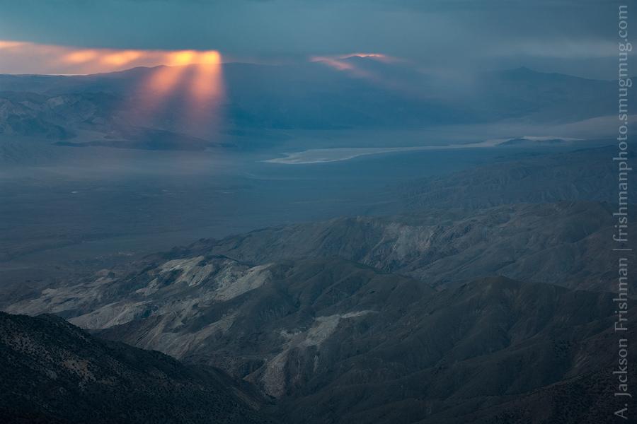 Panamint Rays