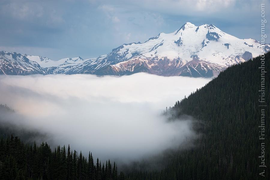 Glacier Peak Breath