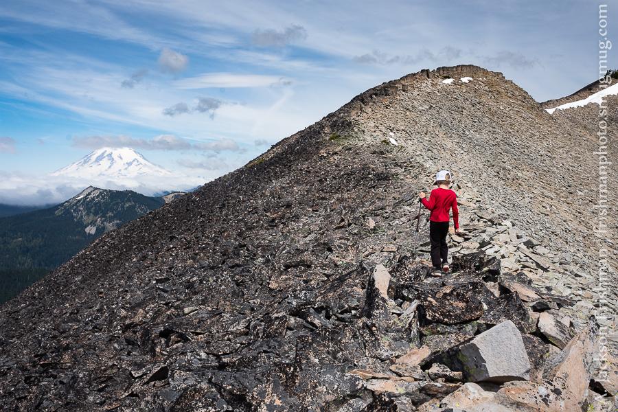 Shellrock Ascent Ridge