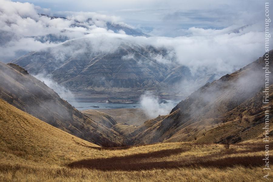 Cloud Ravine