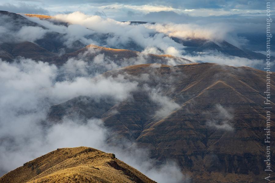 Cloudstrewn