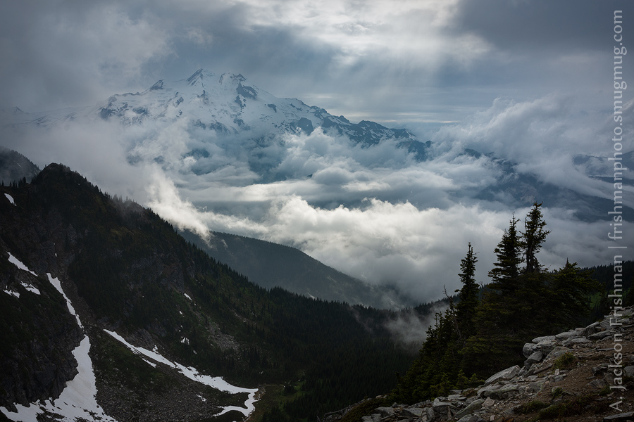 Glacier Peak Boiling