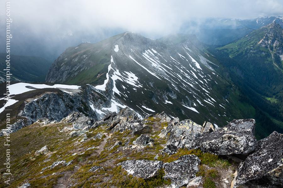 High Pass Ridge