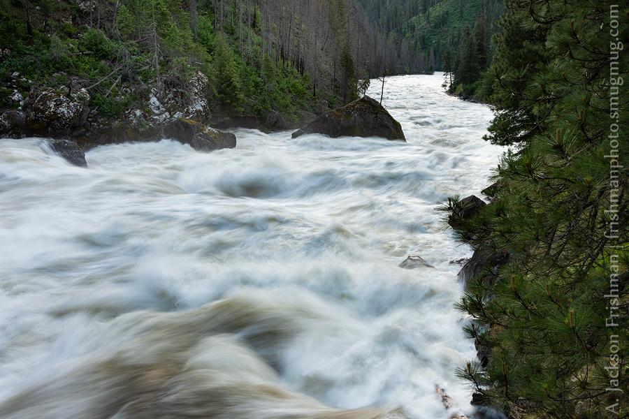 Selway Falls Rage